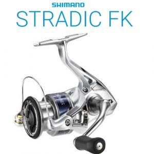 SHIMANO CARRETEL SPINNING STRADIC FK