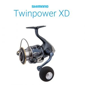 SHIMANO CARRETEL SPINNING TWIN POWER XD
